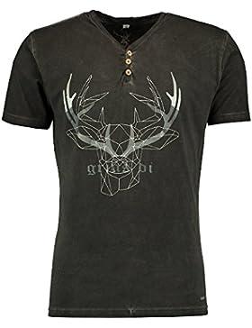 Spieth & Wensky T-Shirt Denno schwarz