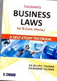 Tulsians Business Laws book