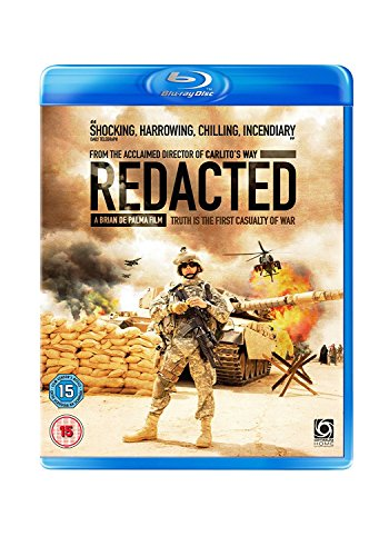 Redacted [Blu-ray] [UK Import]