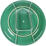 Fijación de pared para colgar platos de 13 a 19 cm
