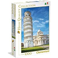 Clementoni – High Quality Collection – Puzzle Pisa, 1000 unidades, 39455