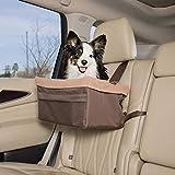 PetSafe Solvit Tagalong Standard Pet Car Booster Seat for Dogs, Large