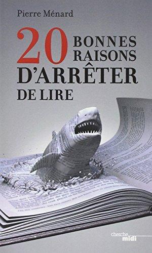 """<a href=""""/node/88387"""">20 bonnes raisons d'arrêter de lire</a>"""