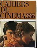 Cahiers du cinema n° 336 - jean-luc godard: en attendant