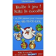 Boîte à jeu Kiki la cocotte et ses potes