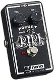 Electro Harmonix Nano Pocket Metal Muff Pédale pour Guitare électrique Argent