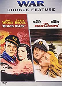 Blood Alley & Sea Chase [DVD] [1955] [Region 1] [US Import] [NTSC]