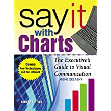 Say It With Charts: The Executive's Guide to Visual Communication