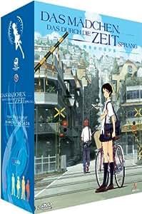 Das Mädchen, das durch die Zeit sprang [3 DVDs] [Limited Collector's Edition] [Limited Edition]