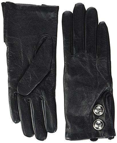 Morgan Damen 5GABOU.A Handschuhe, Noir, Medium -