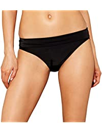 a1f274bcbe Debenhams Beach Collection Black Fold Over Bikini Bottoms