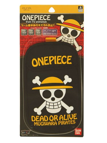 One piece portable game jacket Skull type ON-22A (japan import)