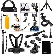 Luxebell Accessori Kit per Sony Action Camera
