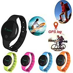Bluetooth Smart Watch para niños pulsera deportivo pedometro para Android iOS
