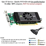 Epic IT Service - Quadro NVS 420 (half size bracket