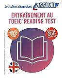 Cahier de préparation au Toeic® - Reading...