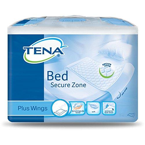 Tena Bed Traverse rimboccabili 180x 80cm–80Stück (4Packungen je 20) (Rabatt Bettwäsche)