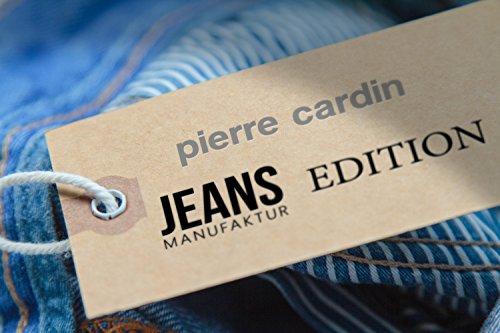 Pierre Cardin DIJON - Nr. 3231 - Comfort Fit Herren Stretch Jeans - JM Edition natural indigo (3231 122.01)