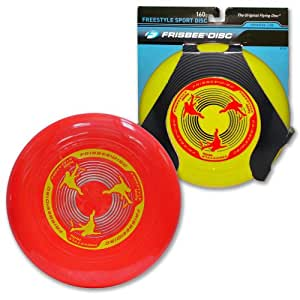 Tkc Frisbee Freestyle Sport Disc 160g-Styles may vary