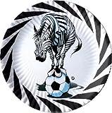 Piatti Carta Juventus Ø Cm. 24 Pz. 10