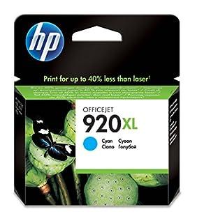 HP 920XL - Tinta color cian (B001QB7JTW)   Amazon price tracker / tracking, Amazon price history charts, Amazon price watches, Amazon price drop alerts
