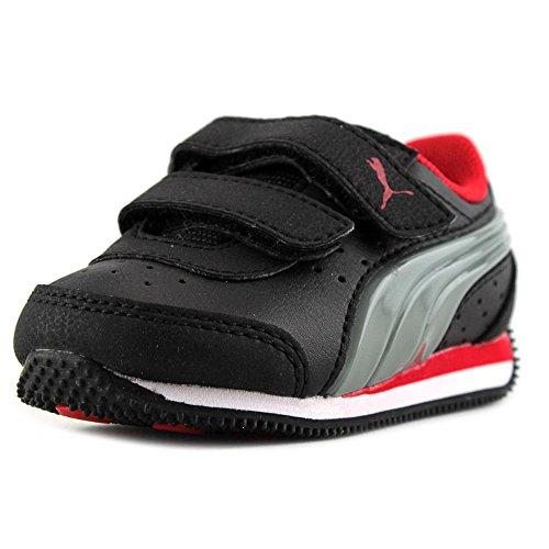 Puma Speed Light-Up Cuir Baskets