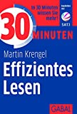 '30 Minuten Effizientes Lesen' von Martin Krengel