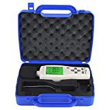 Digital Schallpegelmesser, AS824 Digitaler Tragbar Sound Level Meter, 30dBA~130dBA Mess