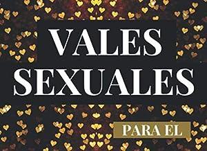 Vales Sexuales Para El: Talonario