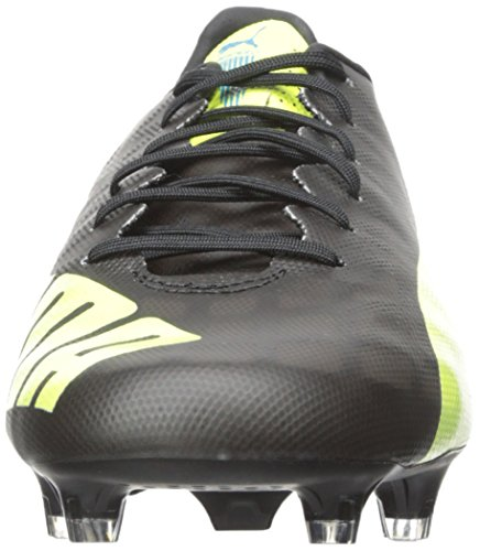 Puma Evospeed Sl Fg Sneaker Black/Safety Yellow