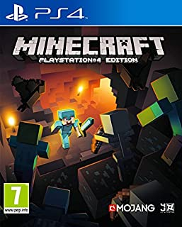 Minecraft (PS4) (B00KWCRONC) | Amazon Products