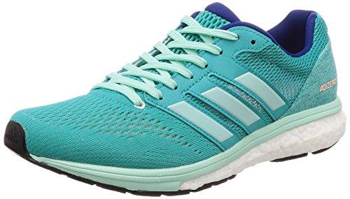 adidas Damen Adizero Boston 7 Traillaufschuhe, Mehrfarbig (Agalre/Mencla/Tinmis 000), 40 2/3 EU -
