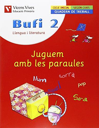 Bufi 2. Juguem Amb Les Paraules - 9788431675059