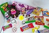 Unbekannt 101621 Schultüte 22cm Monchhichi Mädchen gefüllt mit Schlüsselanhänger Spielsachen zum Schulanfang