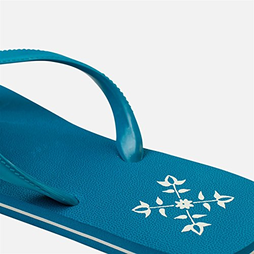 TEXTON–Flip Flops Herren Oxbow Blau - blau