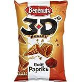 Bénénuts - Chips 3D's Bugles goût paprika - Le sachet de 85g - Prix Unitaire - Livraison Gratuit Sous 3 Jours