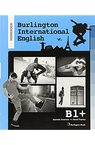 International English B1+: Workbook