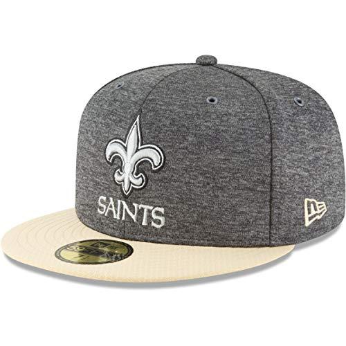 promo code e0239 63136 New Era 59Fifty Cap Sideline Home New Orleans Saints - 7 3 8
