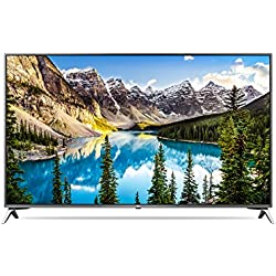 "LG 49UJ651V - Smart TV UHD de 49"" (4K, 3840 x 2160, IPS, HDRx3, sonido Ultra Surround 2.0 y webOS 3.5) gris"