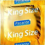 Pasante King tamaño–12grande Preservativos