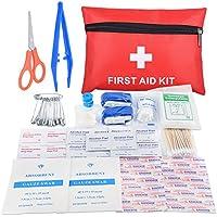 Mini-Erste-Hilfe-Kit für Reisen Die Oziral wasserdichte Outdoor-Notfall-Erste-Hilfe-Ausrüstung enthält Bandagen... preisvergleich bei billige-tabletten.eu