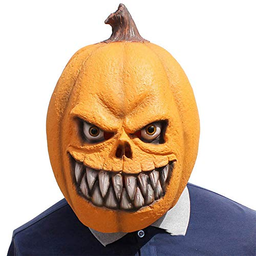 Lixinfushi Neue Kürbis Lustige Latex Unisex Film Cosplay Anime Kostüm Prop Adult Animal Party Maske Für Halloween