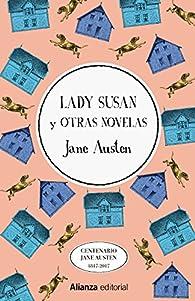 Lady Susan y otras novelas par Jane Austen