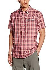 CMP F. Lli Campagnolo - Camisa para hombre, todo el año, hombre, color Gris - Grey/Ferrari/Ice, tamaño 50 (M)