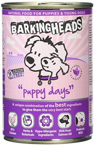 Barking Heads Wet Fat Dog Slim Dog Food Tins, Pack of 6 1