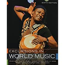EXCURSIONS IN WORLD MUSIC&ACCESS CARD PKG (6th Edition) by Bruno Nettl (2012-02-24)