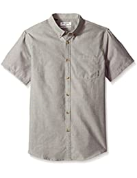 Billabong Men's All Day Oxford Short Sleeve Top