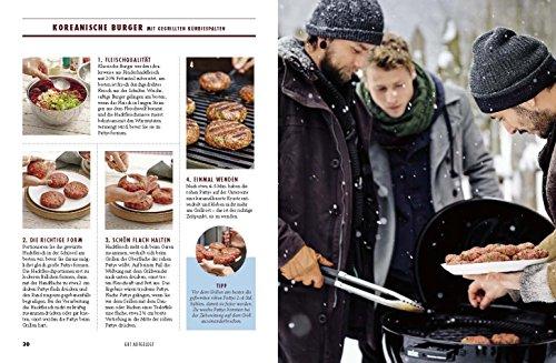 51QxvEzkSdL - Weber's Wintergrillen: Die besten Rezepte (GU Weber's Grillen)