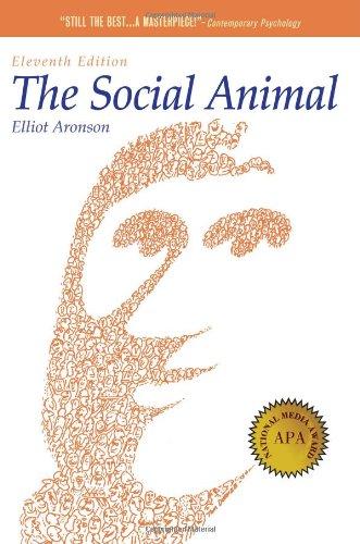 The Social Animal por Elliot Aronson