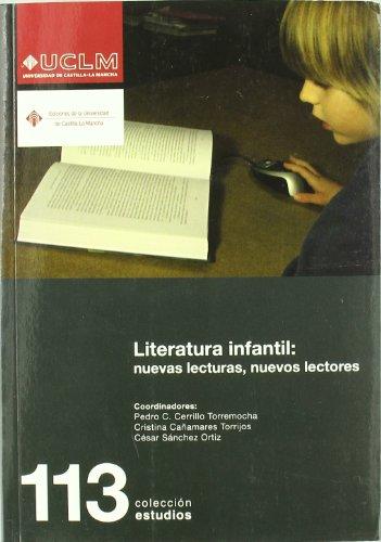 Literatura infantil: nuevas lecturas, nuevos lectores (ESTUDIOS) - 9788484275541